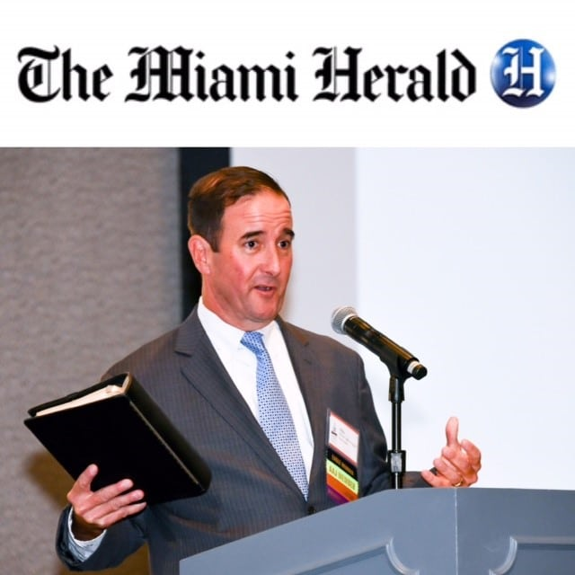 michael haggard miami herald top lawyer